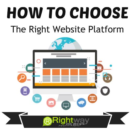 Choosing The Right Website Platform