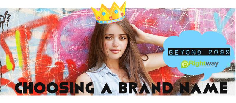 Choosing a brand name beyond 2099